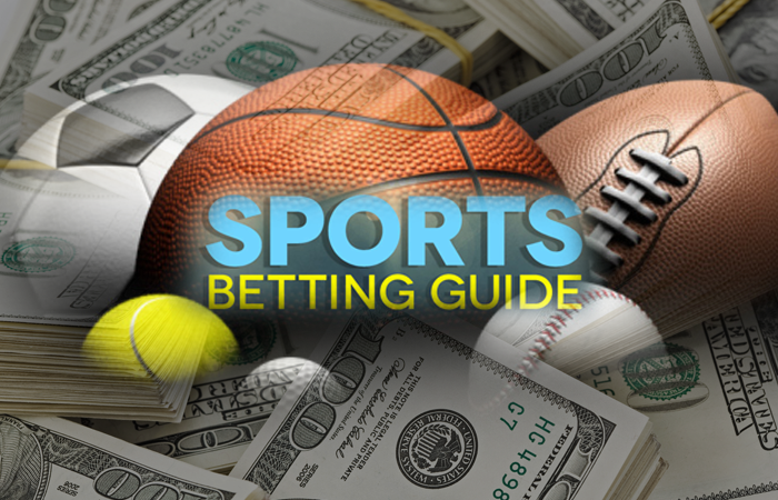Sports betting sportsbook parlay